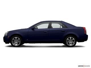 2007 CADILLAC CTS w/1SB Sedan