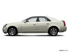 Used 2007 Cadillac CTS Sport Sedan 1G6DP577770186940 for sale in Merrillville, IN at Webb Mitsubishi