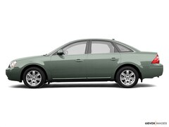 2007 Ford Five Hundred Limited Front-wheel Drive Sedan