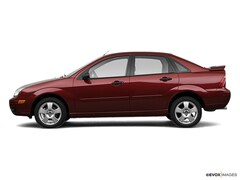 2007 Ford Focus S Sedan