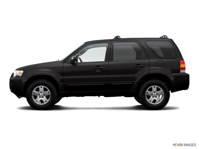 Used 2007 Ford Escape Limited SUV for sale in Whitehall WV