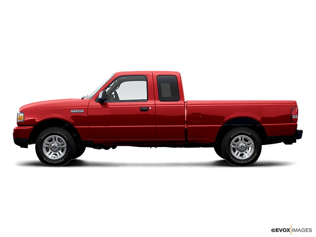 2007 Ford Ranger Extended Cab Long Bed Truck