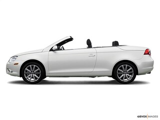 Used Under $12k 2007 Volkswagen Eos VR6 Convertible in Indianapolis