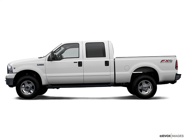 2007 Ford F-350SD XLT Truck