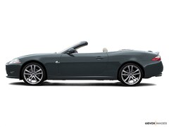 2007 Jaguar XK Base Convertible