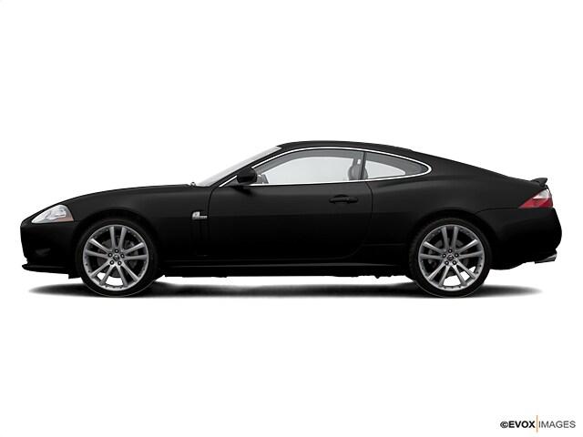 2007 Jaguar XK 2dr Coupe Car