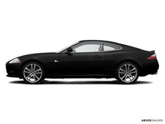 2007 Jaguar XK 2dr Coupe Car