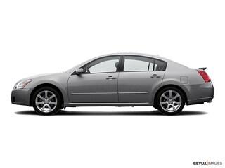2007 Nissan Maxima 3.5 Sedan