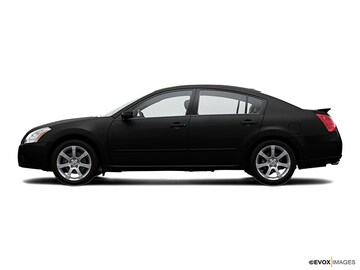 2007 Nissan Maxima Sedan