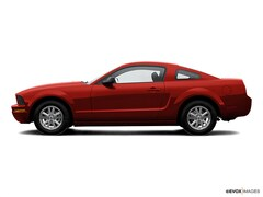 2007 Ford Mustang 2dr Cpe Deluxe Car
