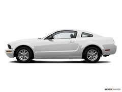 2007 Ford Mustang 2dr Cpe Premium Coupe