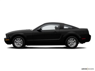 2007 Ford Mustang V6 Coupe 1ZVFT80NX75236094