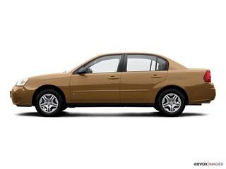2007 Chevrolet Malibu LS w/1LS Sedan