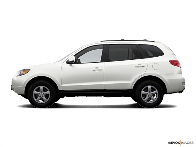2007 Hyundai Santa Fe AWD 4dr Manual GLS *Ltd Avail* Sport Utility