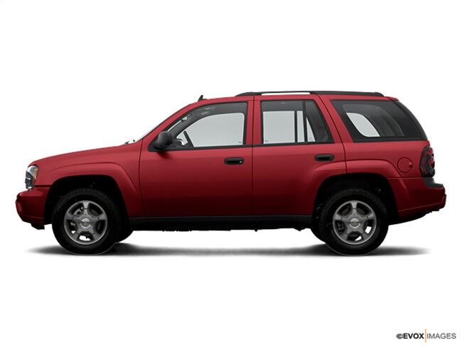 Used 2007 Chevrolet Trailblazer For Sale At Priority Buy Here Pay