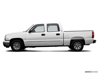 Used 2007 Chevrolet Silverado 1500 Classic Crew Cab Truck in Coon Rapids, IA