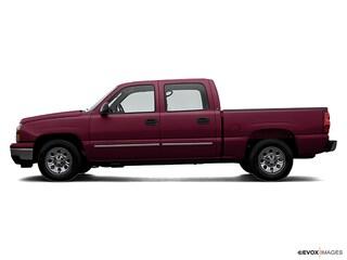 2007 Chevrolet Silverado 1500 Classic Truck Crew Cab