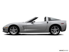 2007 Chevrolet Corvette Base Coupe