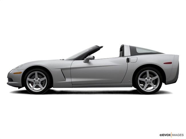 2007 Chevrolet Corvette Base Coupe