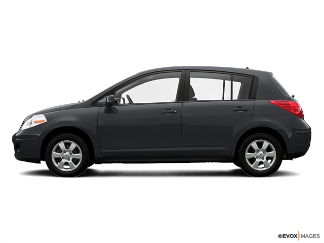 Superb 2007 Nissan Versa Hatchback