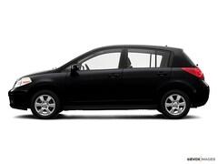 2007 Nissan Versa 1.8 S Hatchback