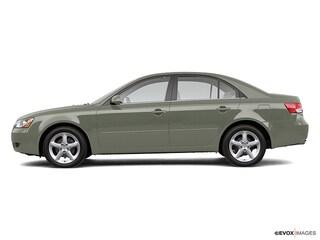 2007 Hyundai Sonata Limited Sedan