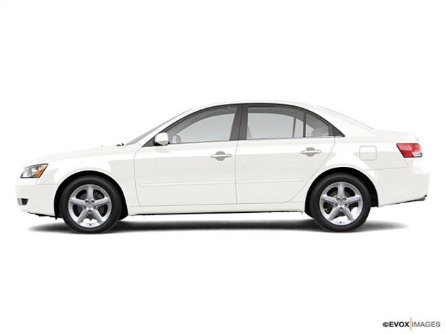 2007 Hyundai Sonata Sedan