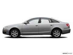 2007 Audi A6 3.2L Sedan