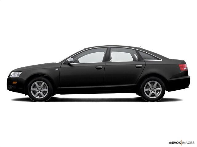 2007 Audi A6 4.2L Sedan