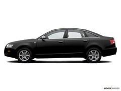 2007 Audi A6 3.2 Sedan