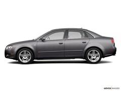 2007 Audi A4 2.0T Quattro Sedan