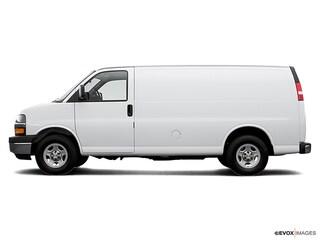 2007 Chevrolet Express Van G1500 Work Van Cargo Van