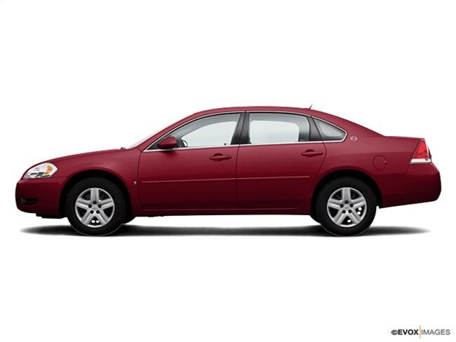 2007 Chevrolet Impala LS Car
