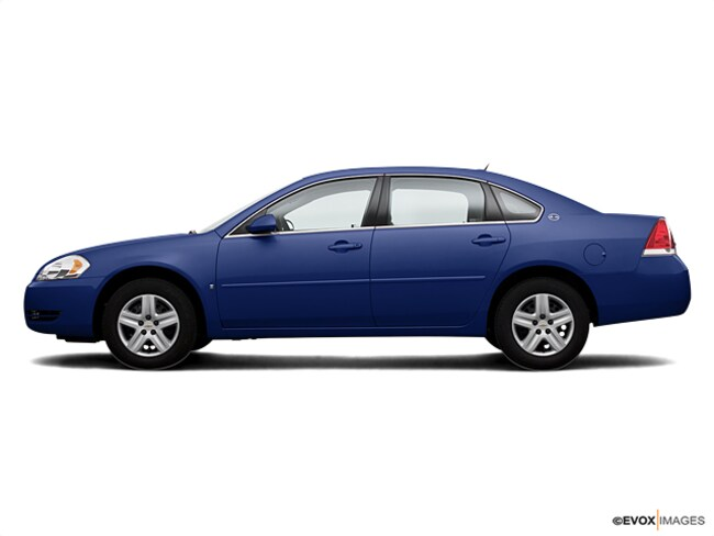 Used vehicle 2007 Chevrolet Impala LS Sedan for sale in Erie, PA