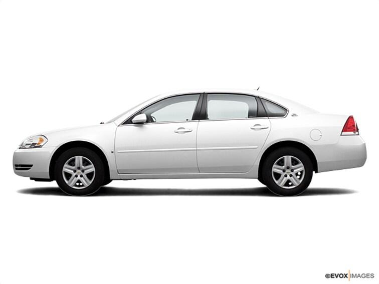 Used 2007 Chevrolet Impala LS Sedan For Sale Lubbock, Texas