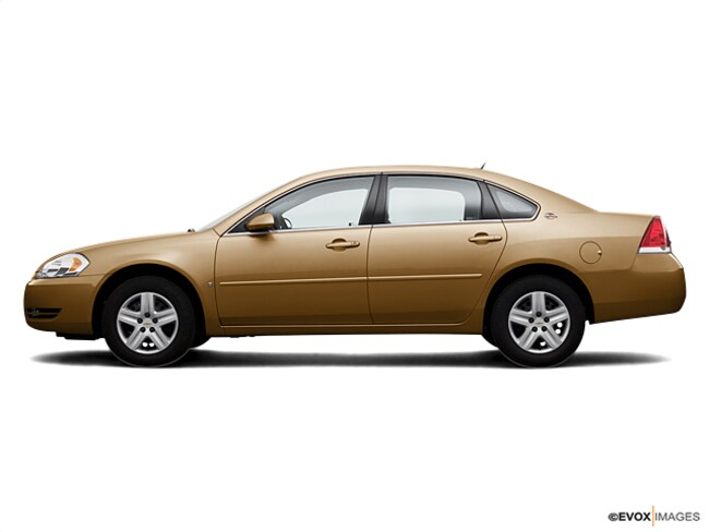 Used vehicle 2007 Chevrolet Impala LT w/3.5L Sedan for sale in Erie, PA