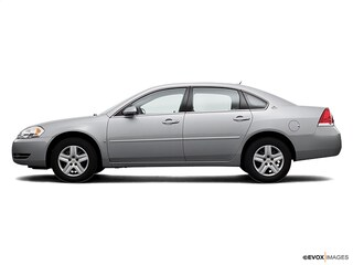 2007 Chevrolet Impala LT Sedan