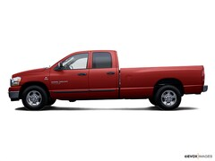 Used Trucks  2007 Dodge Ram 2500 SLT/TRX4 Off Road/Sport/Power Wagon Truck Quad Cab For Sale in Anchorage