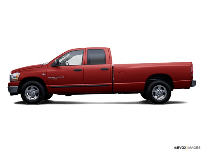 2007 Dodge Ram 2500 SLT/Sport Crew Cab Long Bed Truck