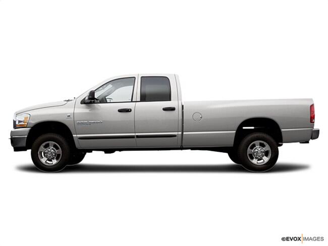2007 Dodge Ram 3500 Utility BOX 4X4 Diesel Best Deal ! ! ! Truck