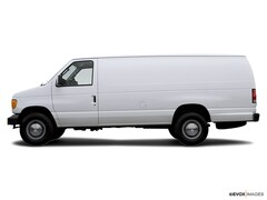 2007 Ford E-350SD Commercial Cargo Van