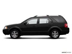 Used 2007 Ford Freestyle Limited Wagon Nashua New Hampshire