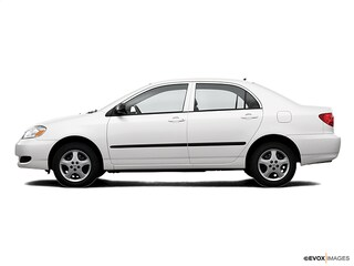 2007 Toyota Corolla LE Germain Value Vehicle Sedan