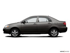 Bargain Used Cars  2007 Toyota Corolla Sedan For Sale in Pekin IL