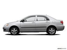 2007 Toyota Corolla Sedan