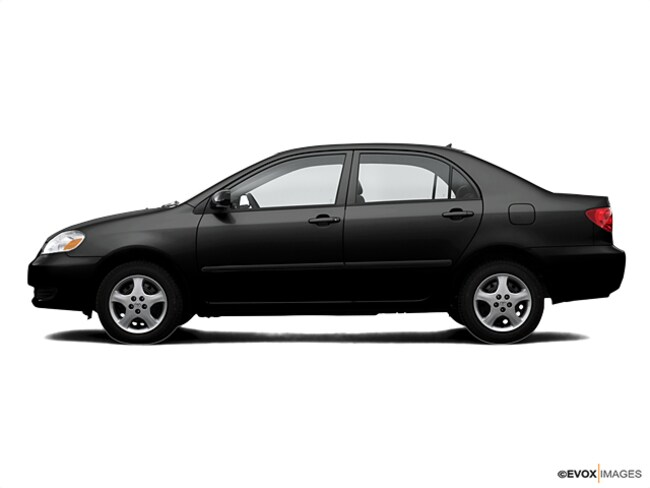 Used 2007 Toyota Corolla S Sedan for sale Tinley Park, IL