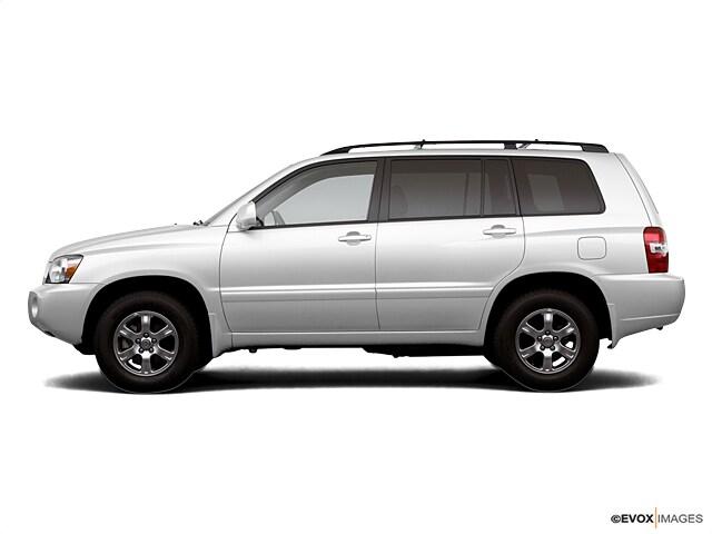 2007 Toyota Highlander For Sale >> Used 2007 Toyota Highlander For Sale At Duncan Acura Vin Jteep21a170210536