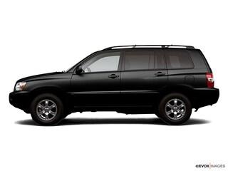 2007 Toyota Highlander SUV For sale near Turnersville NJ