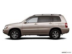2007 Toyota Highlander Limited SUV