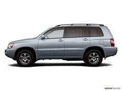 2007 Toyota Highlander 4WD 4dr V6 Limited w/3rd Row SUV